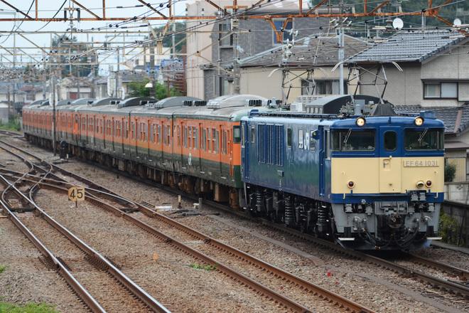 【JR東】115系タカT1143+T1147編成 長野配給