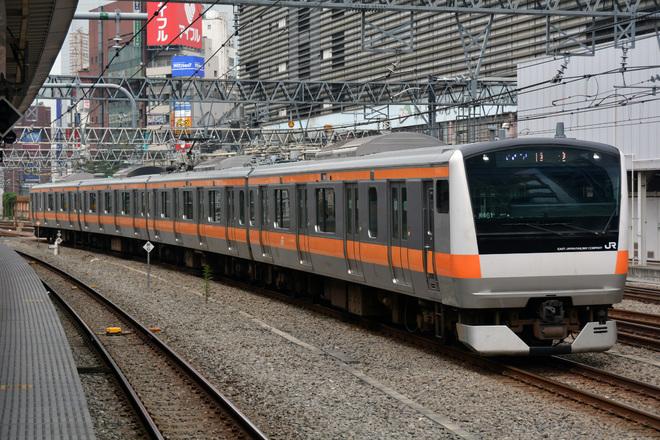 【JR東】E233系青461編成 東京総合車両センター入場