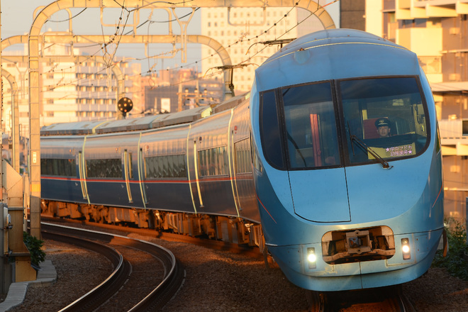 【小田急】60252F(MSE)『★中央マドカ幼稚園号★』運転