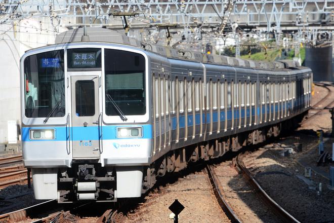 【小田急】1000形リニューアル車8両組成