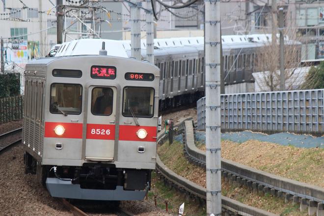 【東急】8500系8626F 長津田車両工場出場