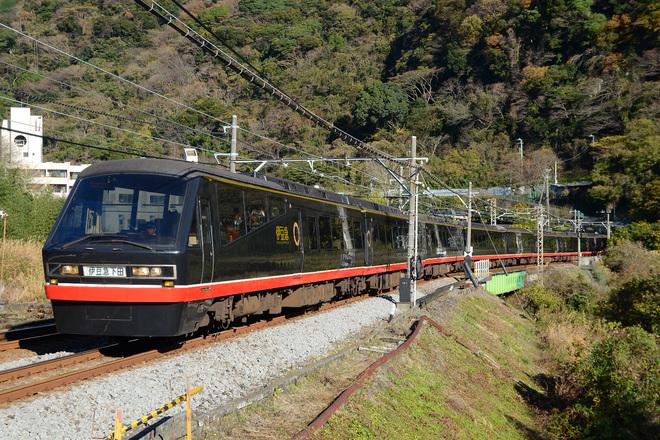 【伊豆急】2100系『黒船電車』 ロイヤルボックスを組込み普通列車に充当