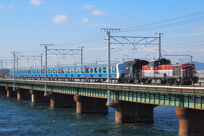 【横交】横浜市交通局3000形5次車 甲種輸送
