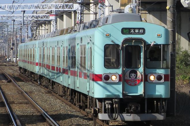 【西鉄】急行初詣号ヘッドマーク(2017)