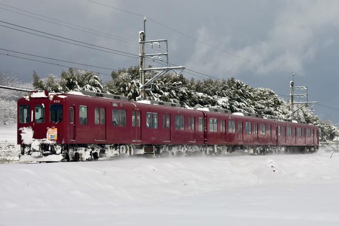 【養老】伊勢神宮初詣臨時列車運転