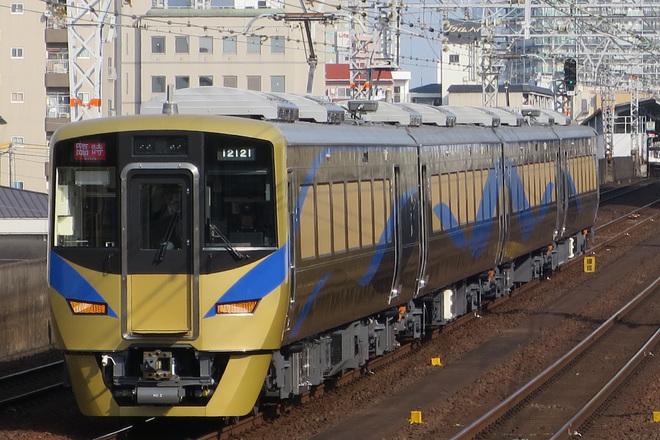 【泉北】特急 泉北ライナー12000系 一番乗り撮影会
