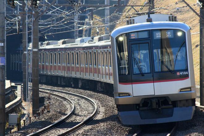 【東急】5050系4104F 長津田車両工場出場