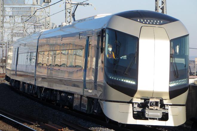 【東武】500系「Revaty」502F 日光線試運転