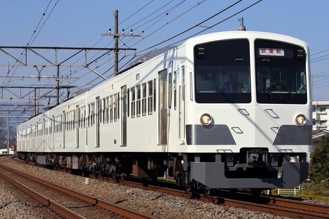 【西武】新101系1241F 武蔵丘出場試運転
