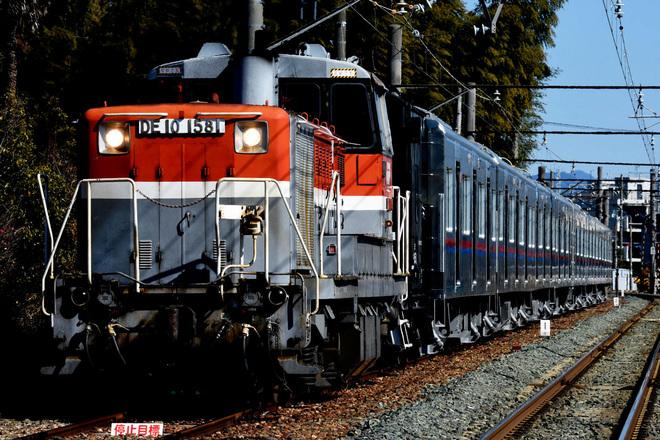 【京成】3000形3035編成甲種輸送
