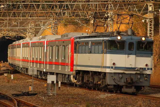 【東武】70000系71701F 甲種輸送