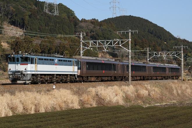 【小田急】30000形30052F(EXE) 日本車両入場甲種輸送