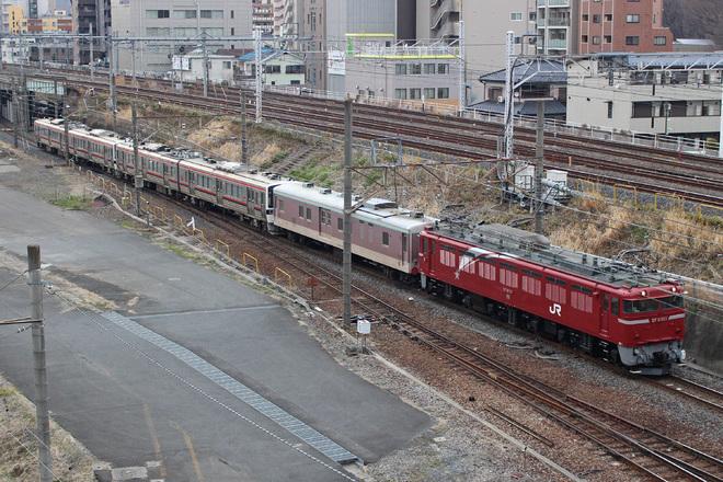 【JR東】719系H10+H13編成 配給輸送