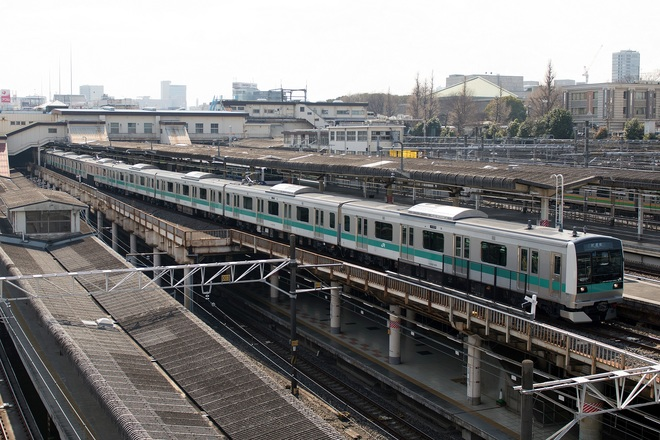 【JR東】E233系2000番台マト19編成 性能確認試運転
