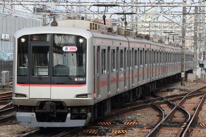【東急】5050系5161F 長津田車両工場入場