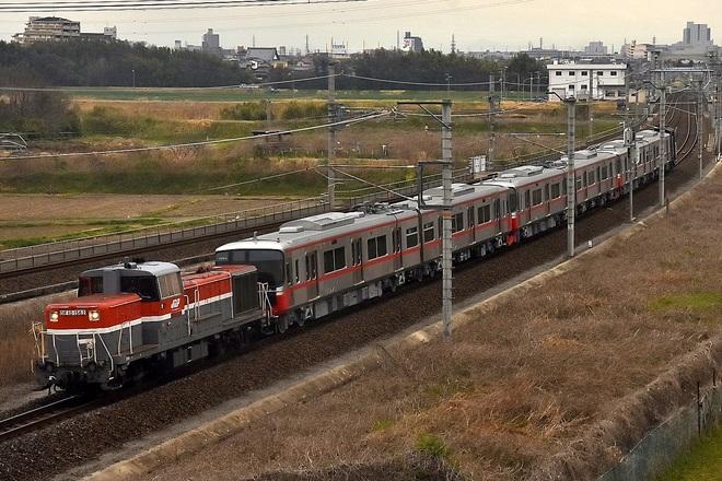【名鉄】3150系3170+3171+3172F 甲種輸送