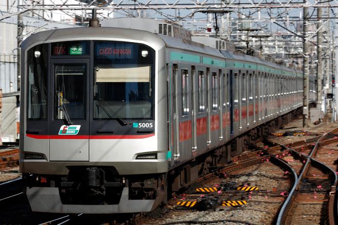 【東急】5000系の6扉車が消滅