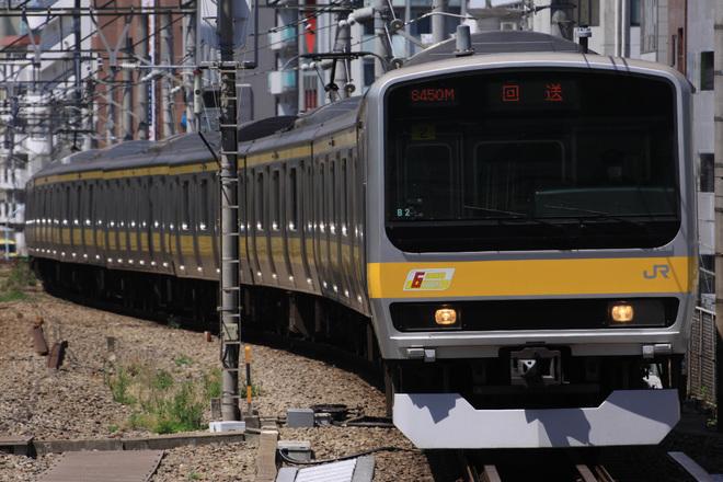【JR東】E231系ミツB2編成 東京総合車両センター入場