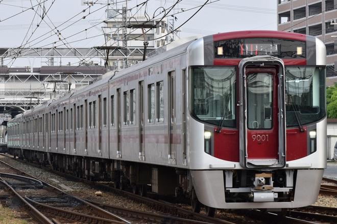 【西鉄】「博多どんたく港まつり」輸送に伴う運用変更