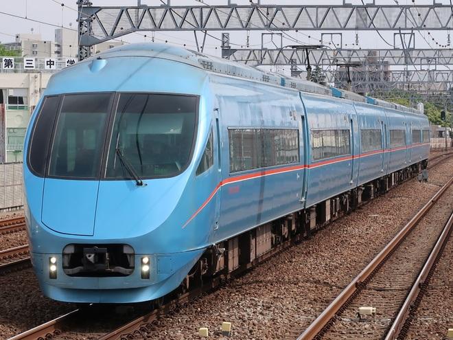 【小田急】特急「メトロ新緑号」運転