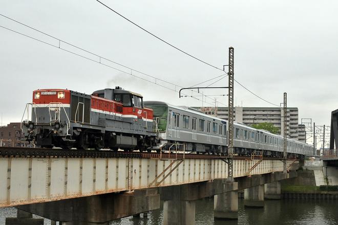 【メトロ】13000系13005F 甲種輸送