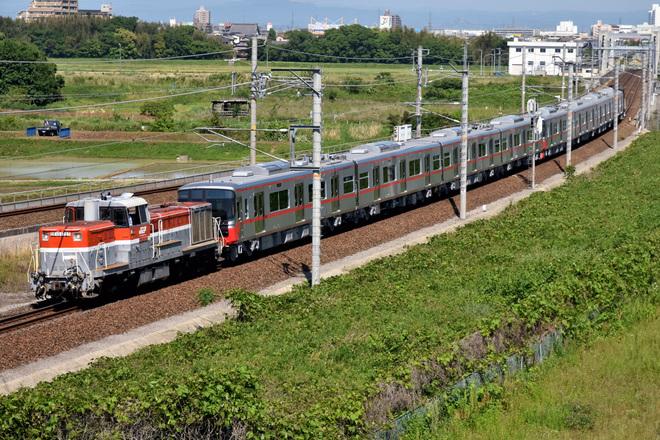 【名鉄】3300系3310F/3311F甲種輸送