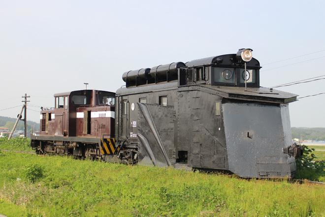 【津軽】ラッセル車回送列車運転