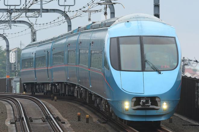 【小田急】60000形60252F試運転