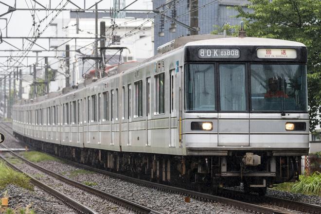 【メトロ】03系03-108F 鷺沼工場入場