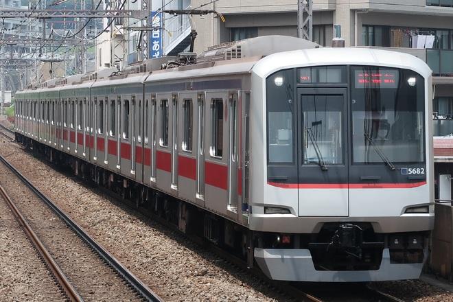 【東急】5080系5182F 出場試運転