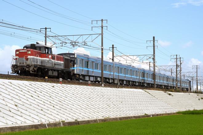 【名市交】N3000系(N3108H)甲種輸送