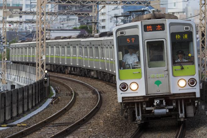 【都営】10‐000形(6次車)10‐240F引退