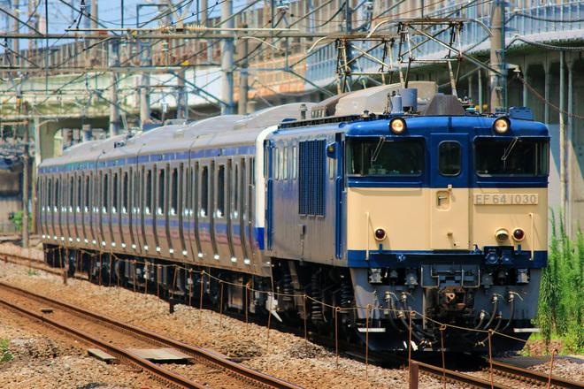 【JR東】E531系 K477編成  配給輸送