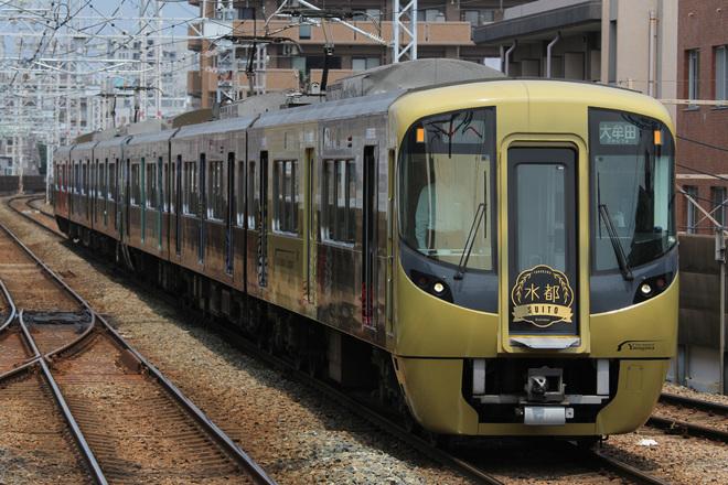 【西鉄】3000形3017+3018編成「水都」営業運転開始