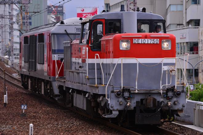 【JR貨】 DF200-116、兵庫川崎重工業へ