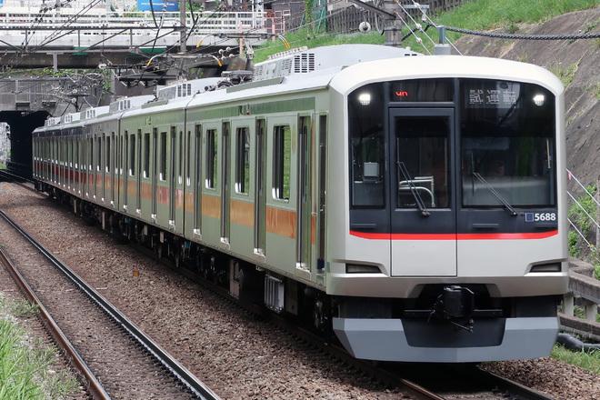 【東急】5080系5188F 出場試運転