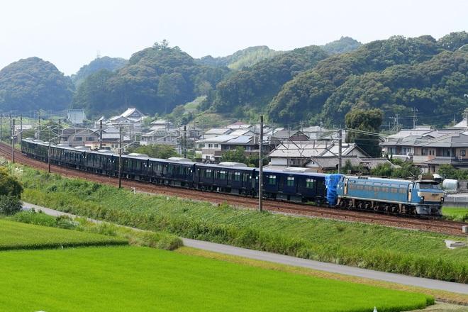 【相鉄】20000系20101F 甲種輸送