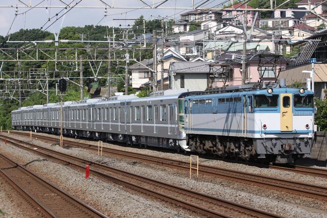 【メトロ】13000系13111F甲種輸送