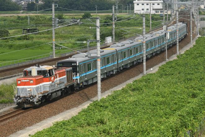 【名市交】N3000系(3109H) 甲種輸送