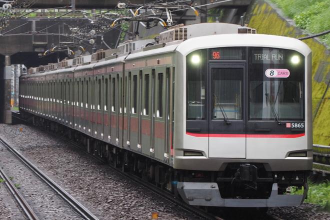 【東急】5165F長津田車両工場出場試運転
