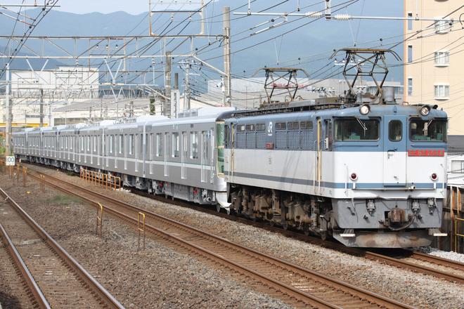 【メトロ】13000系13112F甲種輸送