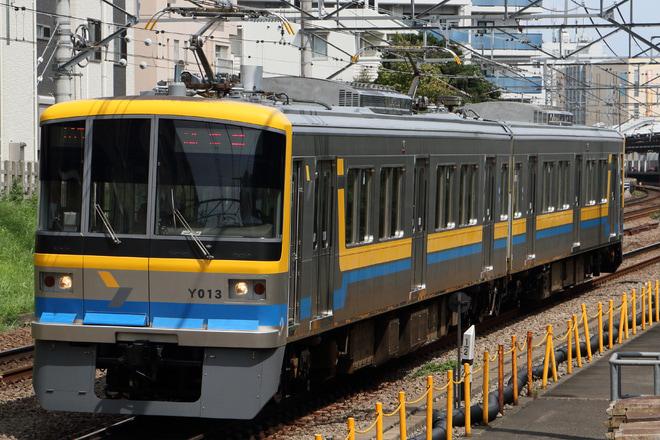 【横高】Y000系Y003F 長津田車両工場出場