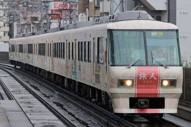 【西鉄】8000形「旅人」および8000形自体も営業運転終了