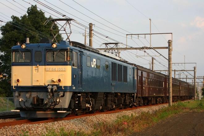 【JR東】旧型客車返却回送