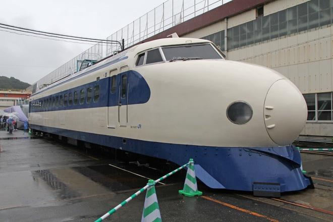 【JR西】博多総合車両所一般公開「新幹線ふれあいデー」2017