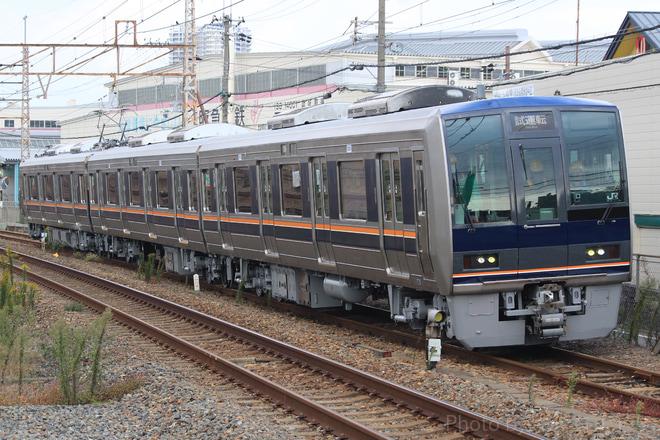 【JR西】207系S9編成構内試運転実施