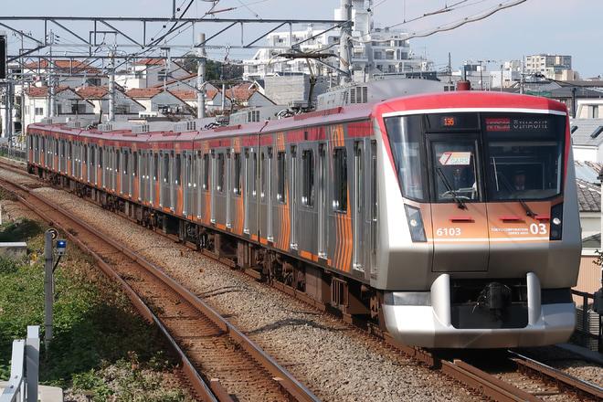 【東急】大井町線急行が7両での営業運転開始