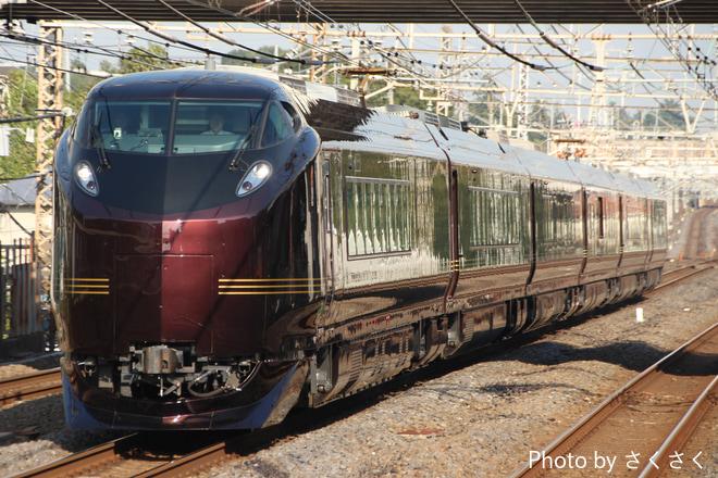 【JR東】E655系(TR付)常磐線試運転