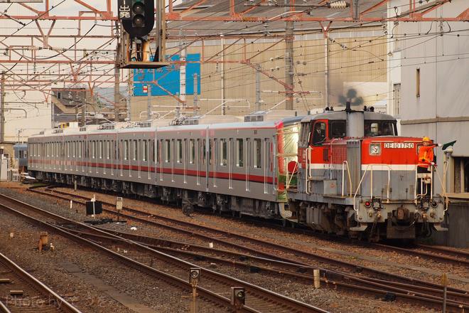 【東武】東武70000系71704F甲種輸送