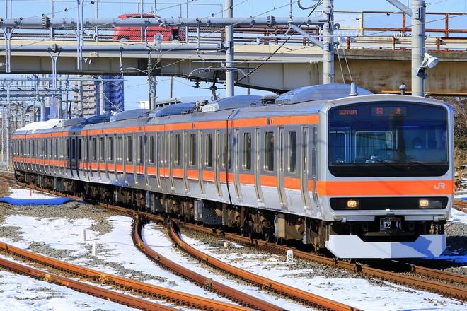 【JR東】E231系元ミツB9編成 大宮総合車両センター出場
